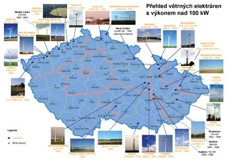 Solární elektrárny v čr